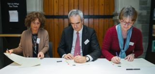 Gardens libraries and museums commit to closer collaboration with university of padua museums
