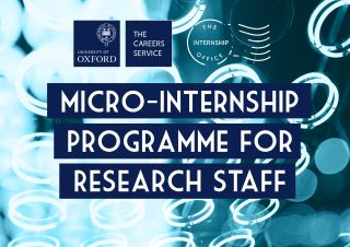 Micro-Internship Programme for Research Staff