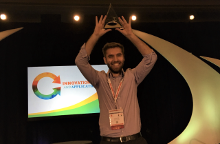 Dphil student2019s 201cunique and special work201d wins prize at washington conference