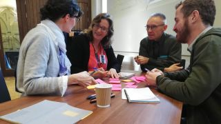 Four innovative projects receive funding through the Public Engagement Lab