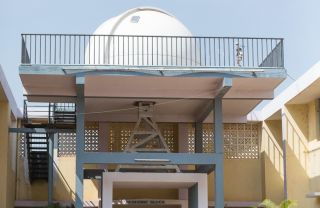 The solar powered observatory bringing astrophysics to rural india