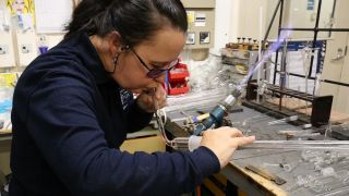 Scientific Glassblowing: a beautiful and endangered craft