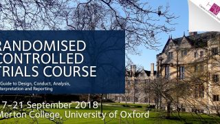 Randomised Controlled Trials Course 2017