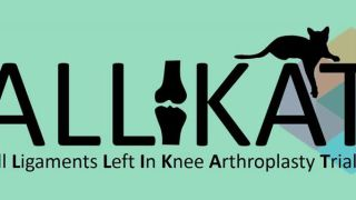 All Ligaments Left In Knee Arthroplasty Trial