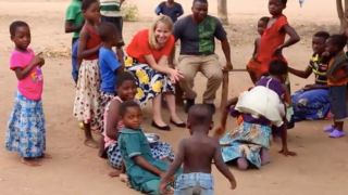 A fieldwork video diary on clubfoot