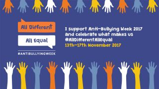 Anti bullying week 2017