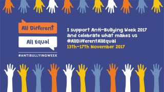 Anti-Bullying Week 13th-17th November