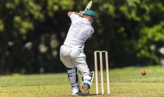 The benefits and risks of a career in cricket
