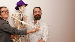NDORMS does DeadFriday at the Ashmolean