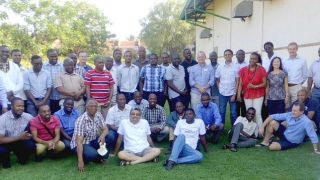NDORMS surgeons return from training in Africa