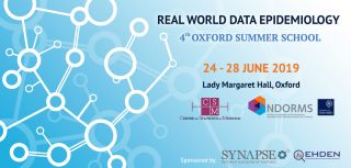 Real world epidemiology 4th oxford summer school
