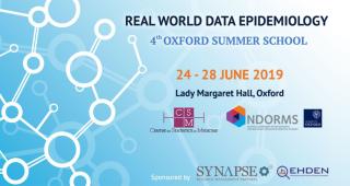 Real world epidemiology 4th oxford summer school 1