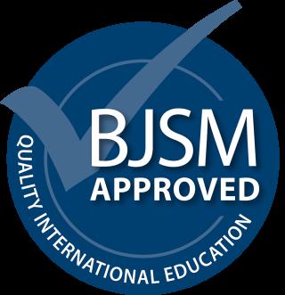 BSJM approved logo