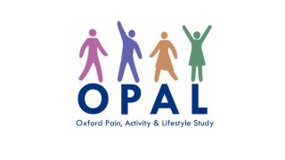 Oxford pain activity and lifestyle opal study opens to recruitment