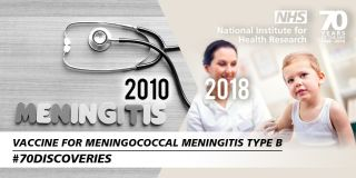 The National Health Service named Oxford Vaccine Group's Meningitis B vaccination programme one of the 70 most transformative discoveries over the past 70 years.