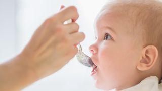Spoon feeding insulin