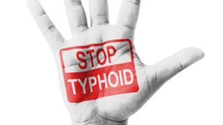 Oxford vaccine test volunteers infected with typhoid