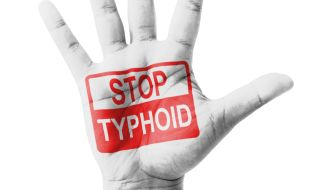 Typhoid fever kills almost a quarter of a million people annually and infects about 21 million.