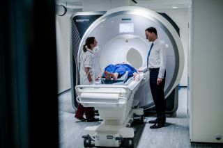 New mri scanner in ocmr