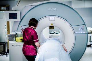 Researchers from the Radcliffe Department of Medicine have developed a new type of MRI scan to predict the risk of having a stroke, thanks to funding from the British Heart Foundation (BHF).