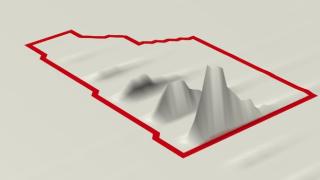 Three dimensional graph