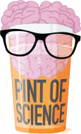 Logo of Pint of Science