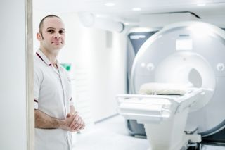 We have state-of-the-art magnetic resonance facilities, including three whole body MRI scanners and a hyperpolarizer for metabolic studies.