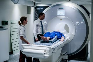 What to expect during the scan 1