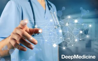 Deepmedicine logo