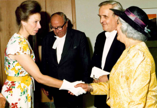 Mrc wimm official opening 1989