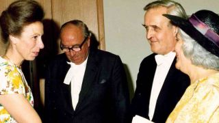 Professsor Sir David Weatherall 1933-2018