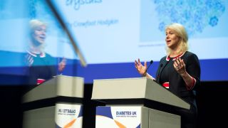 Anna gloyn gives diabetes uk dorothy hodgkin lecture