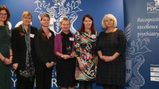Triple win for Oxford at the RCPsych Awards 2017