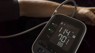 Home blood pressure monitoring for hypertension works best when combined with intensive support.jpg