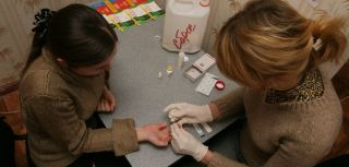 War in ukraine has escalated hiv spread in the country.jpg