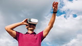 Virtual reality used to treat fear of heights