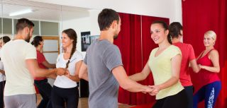 Dancing raises pain threshold