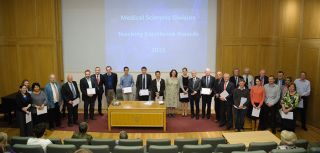 2015 teaching excellence awards
