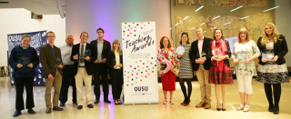 Teaching Awards Winners 2015