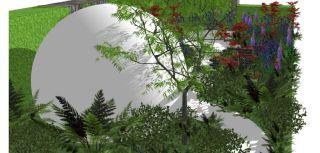 Hiv researchers create chelsea garden to raise awareness of disease stigma.jpg