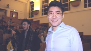 First in a new series of interdepartmental MedSci Graduate events