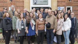 Experts meet in Oxford to discuss responsible research and innovation