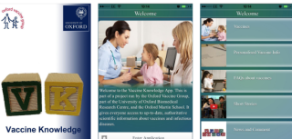 Vaccine knowledge app launched
