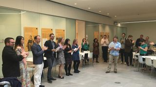 Medical Sciences researchers excel in 3 Minute Thesis competition