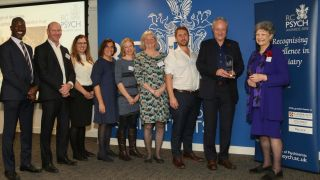 Winners of the Royal College of Psychiatrists Awards University of Oxford