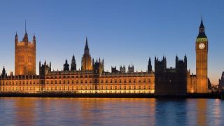 Researchers in Westminster as part of Royal Society pairing scheme