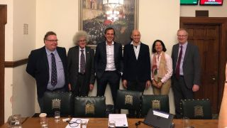 Tracking resistance results presented at westminster