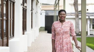 Patricia learned early in her career that nothing creative can grow in a negative working environment. But she didn't let that stand in her way. Now a leader in academia, she is determined to play her part in changing that culture.
