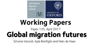 Global migration futures exploring the future of international migration with a scenario methodology 1