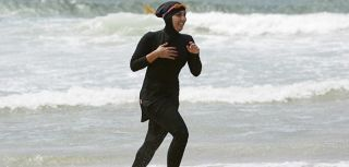 Summer may be long gone but the debate over the burkini ban is far from over